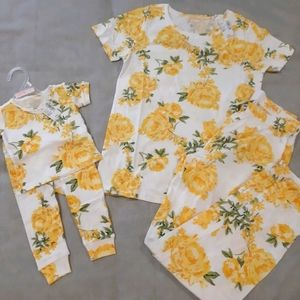 NWT Mommy and Me PJ Sets **Cross-posted
